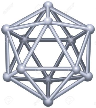 25931012-Icosahedron-A-Platonic-solid-in-geometry-a-polyhedron-with-twenty-triangular-faces-thirty-edges-and--Stock-Vector